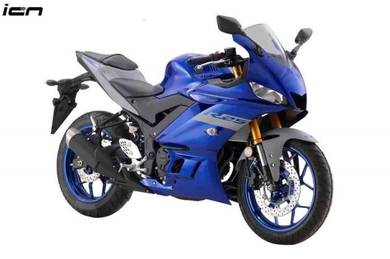 Yamaha r250 / r25 new model - PROMOTION KAW KAW !!