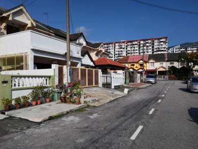 2 Sty Terraced House 1762 sqft Partly Reno At Lorong Ru Farlim Penang
