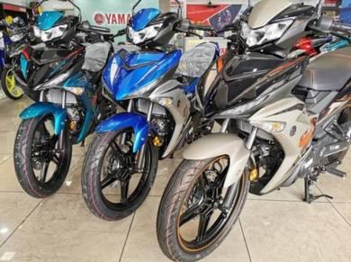 New Yamaha Y15ZR V2 Super Low Deposit