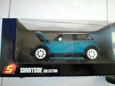 Mini Cooper scale model
