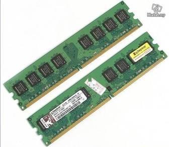 DDR2 2GB Desktop Ram