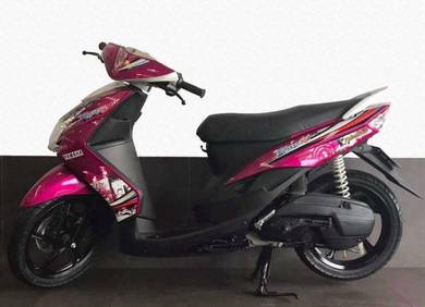 2008 Yamaha ego