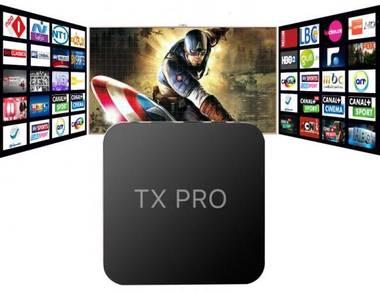 ULTRA HD Tx tv box new android pro tvbox u4k iptv