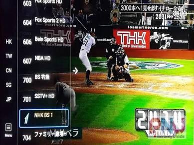 4Ks Globe 9900+Live Tv Box Android IPTV (WiFi)