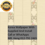 HOTDeal Design with Wall paper for Office 997U