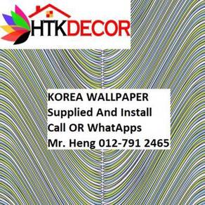 Classic wall paper with Expert Installation 932DW