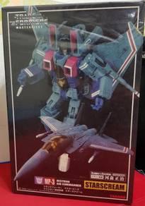 Takara Masterpiece Transformers: MP-3 Starscream