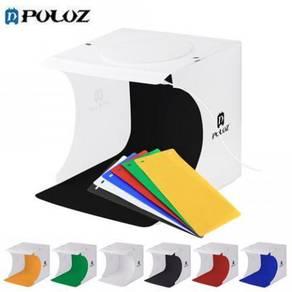 PULUZ Portable Folding LED Photo Studio Light Box