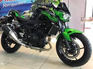 Kawasaki Z250 ABS ~ Brand New Model ~ KHM