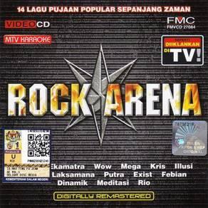 Rock Arena VCD MTV Karaoke Utopia Ekamatra WOW