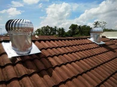 PENANG Wind Turbine Ventilator & FREE Air Vents