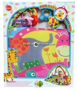 Baby Playgym with Hanging Toys Mainan Kanak