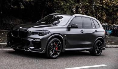 BMW G05 X5 Set Forged Carbon Fiber M Performance