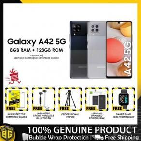 SAMSUNG A42 5G [8GB+128GB l 48MP l AMOLED]-NEW SET