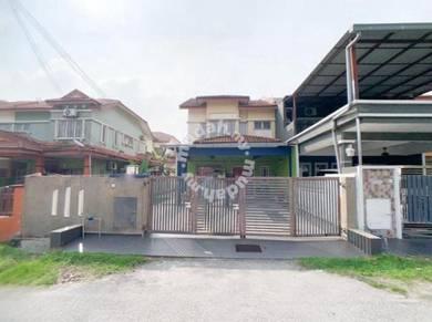 Double Storey Sri Pristana Saujana Utama