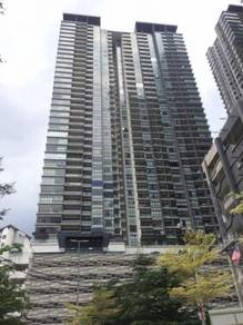 Luxury Condo The Elements , Jalan Ampang, KLCC( fully furnished)