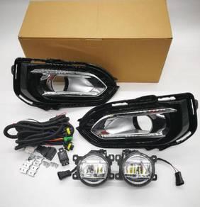 Honda Jazz GK FL Facelift Fog Lamp Sport Light LED