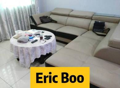 Seri Emas Apartment Fully Furnished | Juru Bukit Tengah Bukit Mertajam