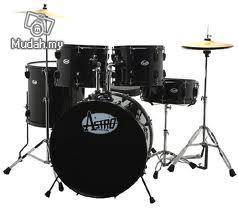 Astro Complete Drum Set - Made In Taiwan