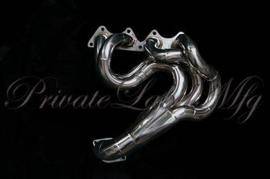 PLM v2 Exhaust Header Extract B16 B18 B20 civic ek