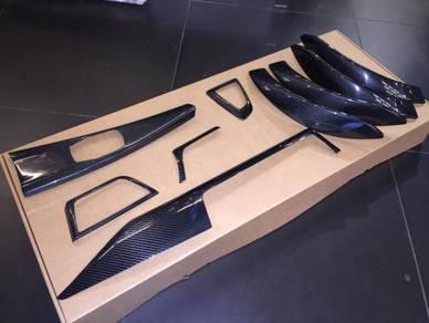 BMW F30 Carbon fiber interior F30 bodykit
