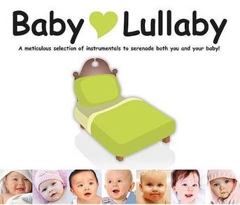 IMPORTED CD Baby Love Lullaby (2CD)