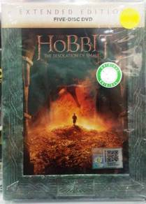 DVD THE HOBBIT The Desolation Of Smaug Extended