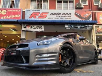 Nissan GTR R35 GTR35 Carbon Fiber Nismo Lip
