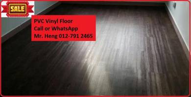 Beautiful PVC Vinyl Floor - With Install h7iu