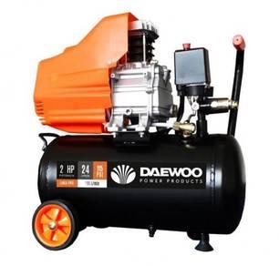 Daewoo DCA-24D 24L 2hp Air Compressor (Brand From