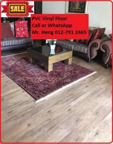 PVC Vinyl Floor In Excellent Install 7ij