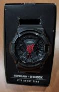 Casio g shock supra limited edition