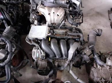 Toyota alphard estima harrier vellfire engine