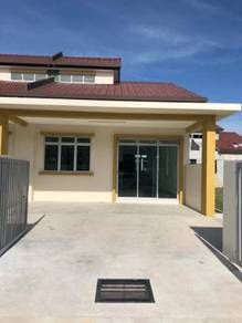 BANTING COMPLETED Affordable Single Storey Terrace