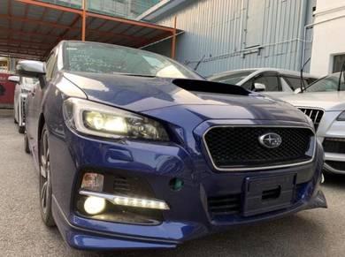 Recon Subaru Levorg for sale