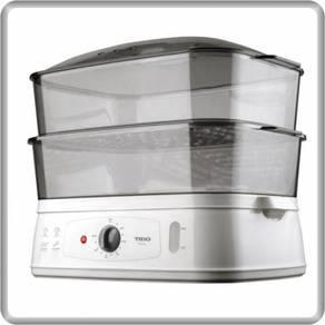 Trio TFS-18 Food Steamer(10L+10L Jumbo Size)NEW