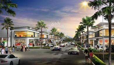New project 2sty shoplot shah alam north selangor