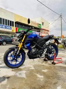Yamaha MT15 MT-15 mt150 mt 15 Promosi BMM