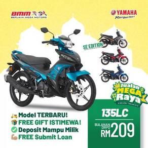 2021 Yamaha 135LC LC135 135 LC Offer BMM