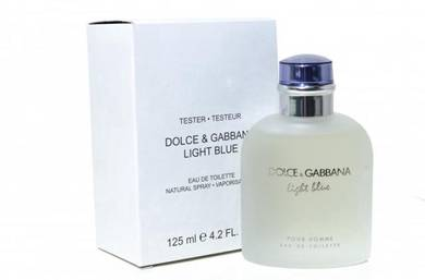 Dolce&Gabbana Light Blue pour Homme Tester Perfume