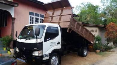 Hino 4.0 Diesel Tipper Bakul Besi
