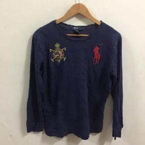 Polo By Ralph Lauren Big Pony Shirt Size L