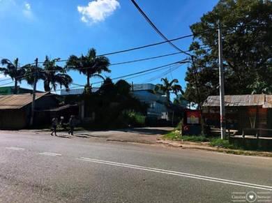 Agricultural Land Zoning Industrial Off Jalan Yong Peng - Parit Sulong