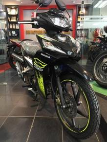 Honda Wave Dash S Fi 125 - Year End Special