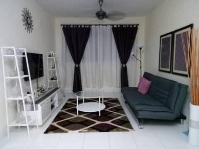 Amara Residence Batu Caves Raintree Selayang P/F For Rent