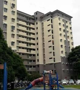 Apartment Putra Harmoni (Blok A) untuk Dijual di Presint 9, Putrajaya