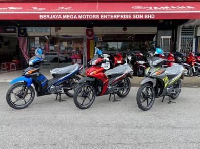 2021 Yamaha Lagenda 115 115z Injection Offer BMM