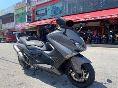 Yamaha Tmax T max T-max 530 scooter Low Milleage