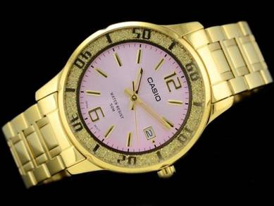 Watch - Casio Ladies LTP1359G-4AV - ORIGINAL