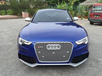 Audi a5 RS style front conversion